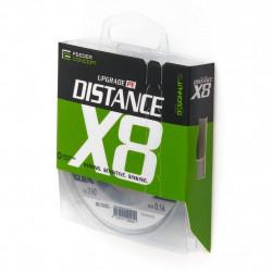 Valas pintas Feeder Concept Distance X8 Dark Green 150 m
