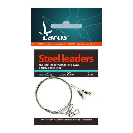 Larus Steel pavadėliai