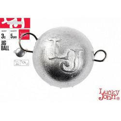 Svarelis Lucky John Lead Jig Ball 3-22g