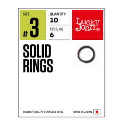 Žiedelis Lucky John Pro Solid Ring