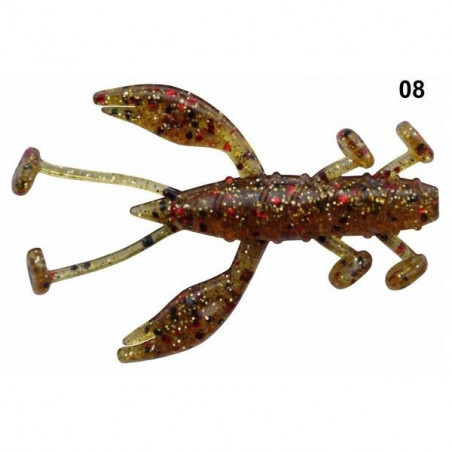 Apetito baits Crawfish serijos masalai