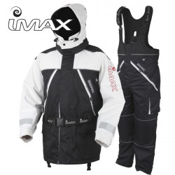 Imax AquaBreathe Floatation Suit White/Black neskęstantis kostiumas