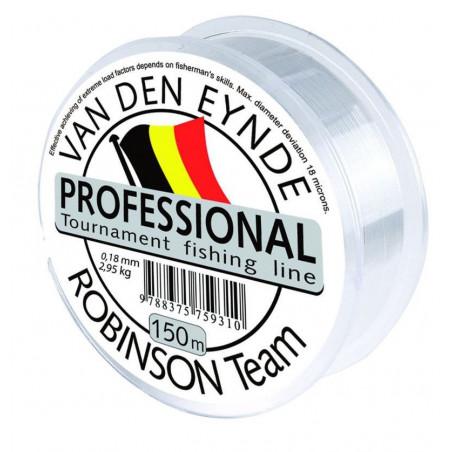 Robinson Van Den Eynde Professional Tournament Fishing Line Valas