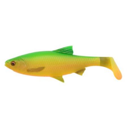 Guminukas Savage Gear 3D LB River Roach Paddletail 22cm, 125g