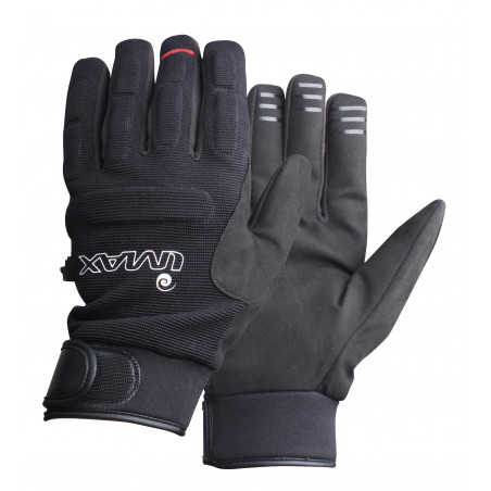 Pirstines Imax Baltic Glove 100proc WP Breath Black