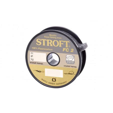 Valas Stroft Fluorocarbon FC2 50m
