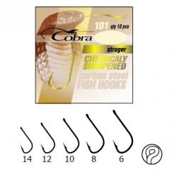 Kabliukai Cobra Struger