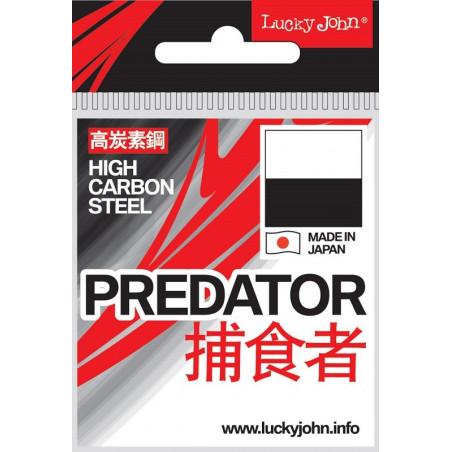 Kabliukai Lucky John Predator Drop Shot