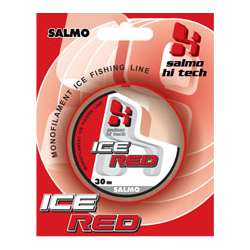 Valas Salmo Hi-Tech Ice 30m Red