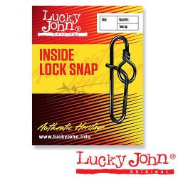 Karabinas Lucky John Inside Lock Snap
