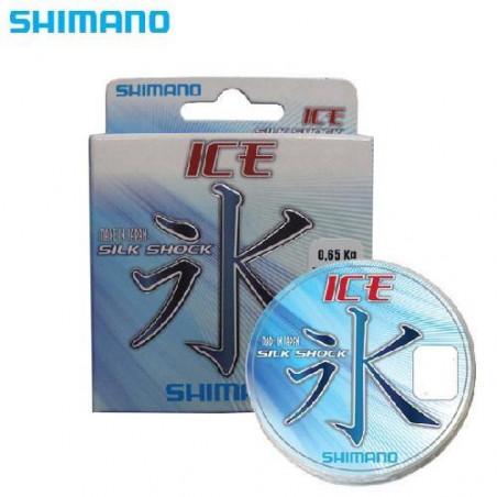 Shimano Silk Shock Ice 50m