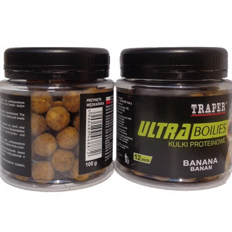 Traper Ultra Baltyminiai kukuliai
