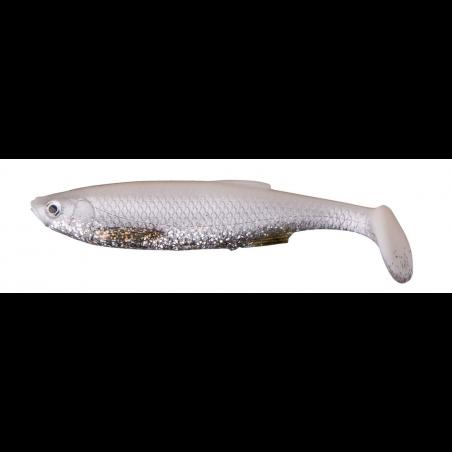 SG LB 3D Bleak Paddle Tail 8cm 4g 5vnt