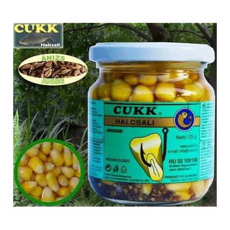 CUKK konservuoti kukurūzai