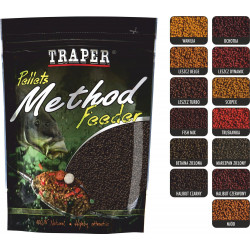 Traper Method Feeder Pellets