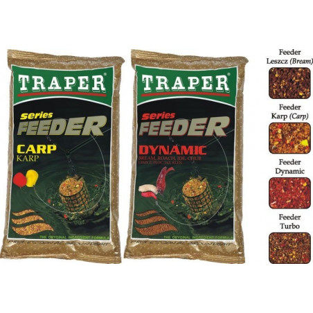 Traper Feeder