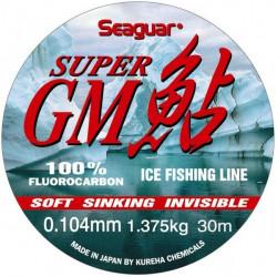 Žieminis valas fl. Seaguar GM Ice Fishing Line 30m