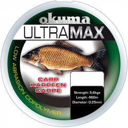 Valas Okuma Ultramax Carp brown
