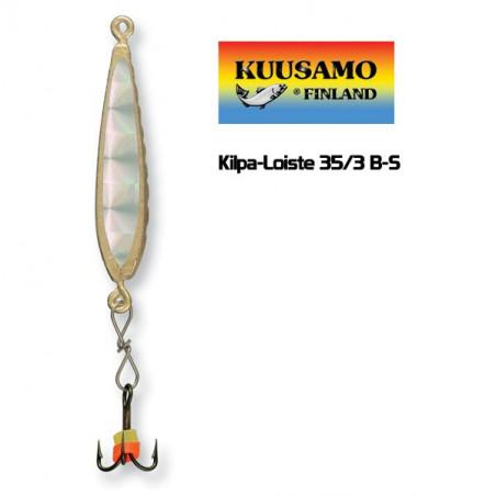 Žieminė blizgutė Kuusamo Kilpa-loiste 35mm 3g