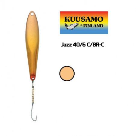 ieminė blizgutė Kuusamo Jazz 40mm 6g
