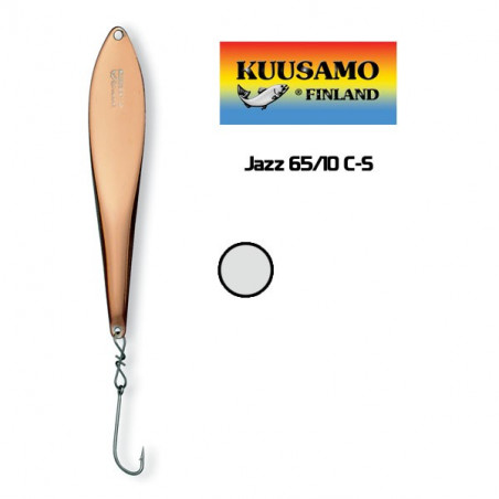 Žieminė blizgutė Kuusamo Jazz 65mm 10g