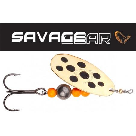 Sukriukė Savage Gear SG Caviar Spinner 3 9.5g