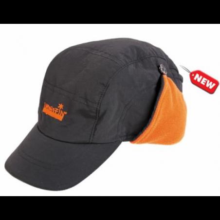 Kepurė - ausinė Norfin Saimaa Grey/Black