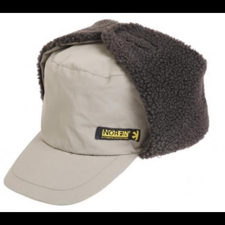 Žieminė kepurė-ausinė Norfin Inari grey
