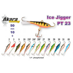 Balansyras-švytuoklė AKARA Ice JIGGER PT 23 10g