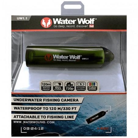Kamera su priedais WaterWolf UV Underwater camera kit 1.1