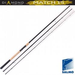 Meškerė Salmo Diamond Match 15