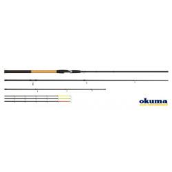 Meškerė Okuma Solitron Feeder 3.90cm, 50g-100g