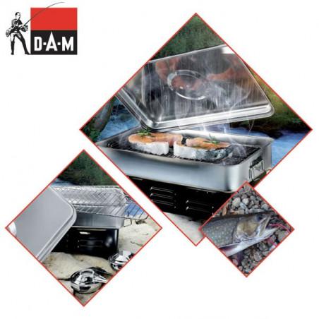Rūkykla DAM Deluxe Smoking Oven