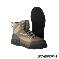 Braidymo batai Scierra CC3 Wading Shoe w/felt sole