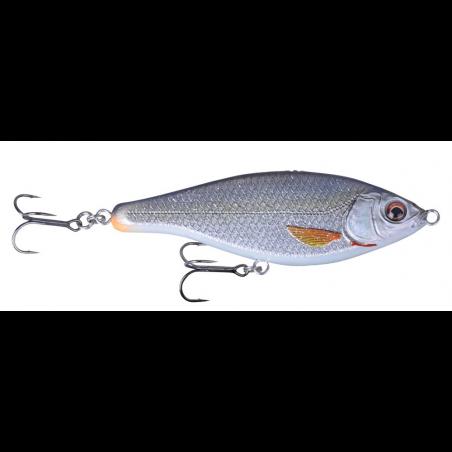 Vobleris Sava Gear  3D Roach Jerkster 11.5cm 39g SS