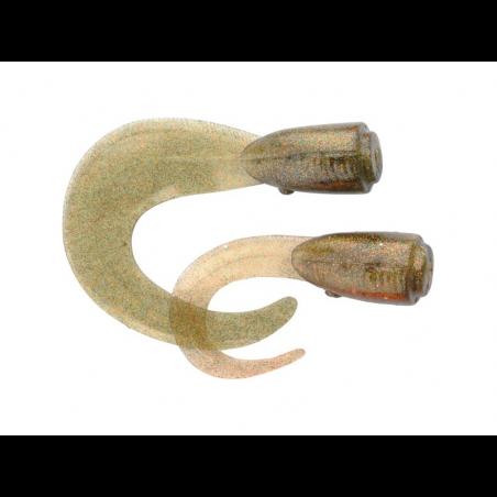 Ungurių uodegos Savage Gear 3D LB Hard Eel Tails 17cm 2vnt