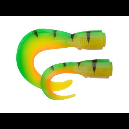 Ungurių uodegos Savage Gear SG 3D LB Hard Eel Tails 25cm 2vnt