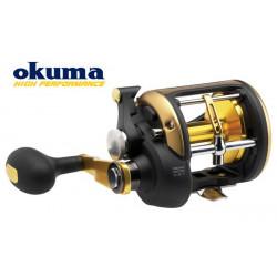 Ritė multiplikatorinė Okuma Solterra SLR-20 II speed 3.8/1.7 RH