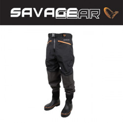Bridkelnės SG Breathable Waist Wader Boot Foot Cleated
