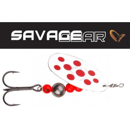Sukriukė Savage Gear Spinner Wolfram Nr4 18g