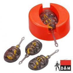 Šėryklėlių rinkinys DAM Sumo Method Feeder Flex 4 plius 1 su indeliu