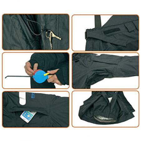 Kostiumas Kuusamo Thermal Pro Suit 2ėjų dalių