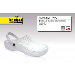 Įsispiriami batai Hero 891