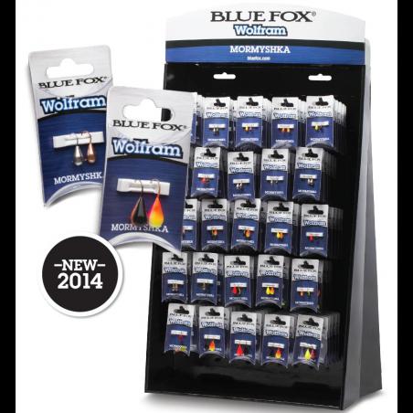 Volframinės avižėlės Blue Fox 2vnt 40mm