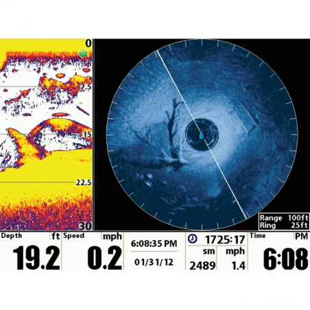 Humminbird 360 Imaging AS 360SSI sistema