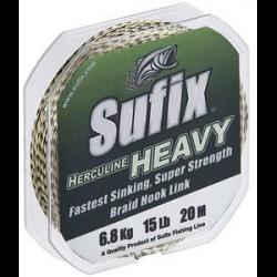 Valas pavadėliams Sufix Herculine Heavy 20m žvyro