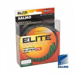 Valas pintas Salmo Elite Braid 125m