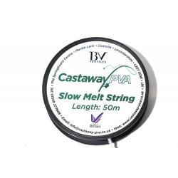 Castaway PVA siūlas lėtai tirpstantis 50m