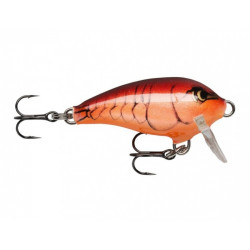 Vobleris Rapala Mini Fat Rap 3cm 4g F