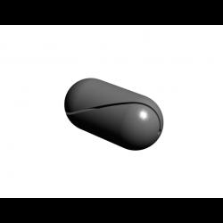 Svareliai PL Audax Tungsten Back Lead 8g 3vnt